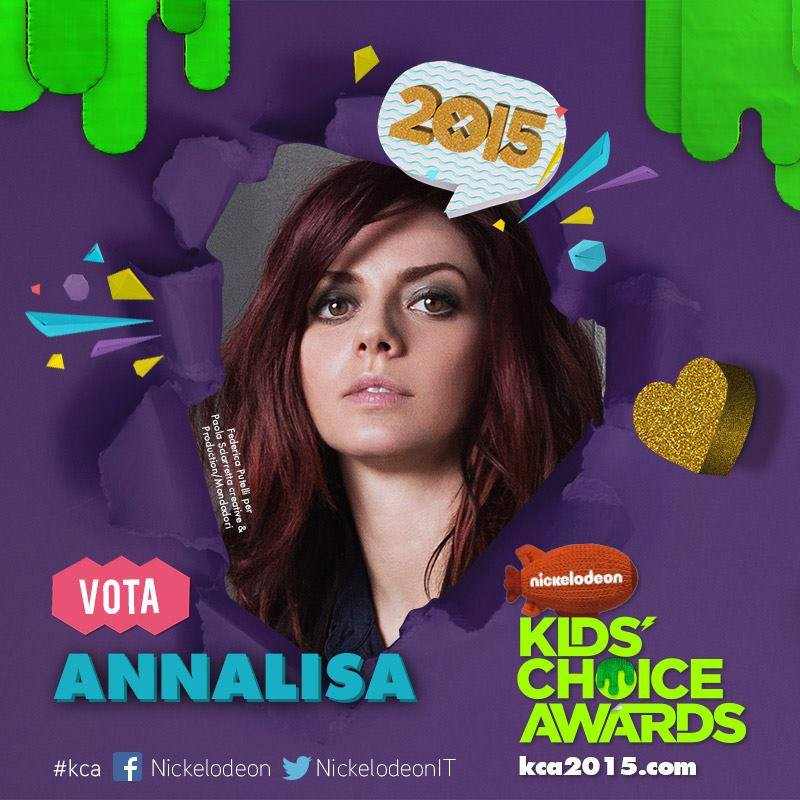 Kids' Choise Awards 2015